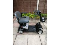 Kymco Mini LS mobility scooter lightweight portable 4 mph *can deliver*
