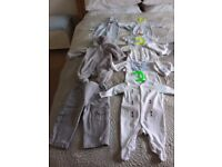 Baby clothes 0-3mths