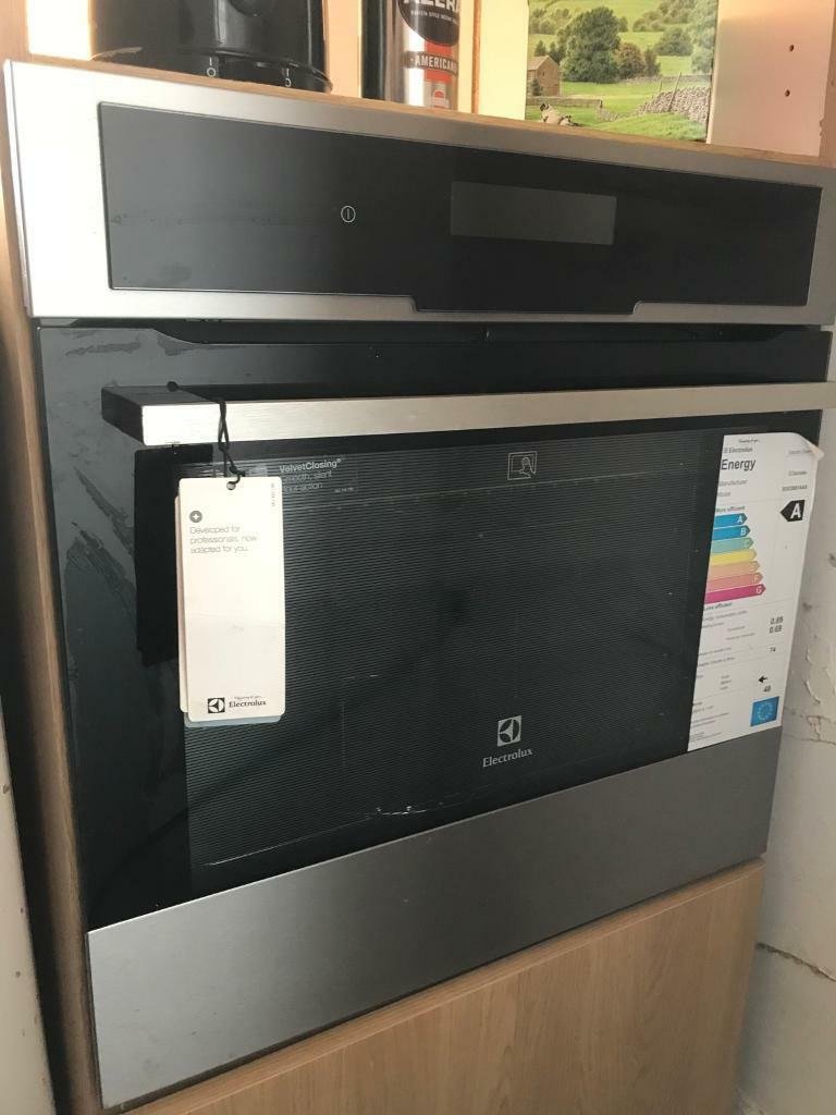 Electrolux Eoc5851aax Self Cleaning Oven