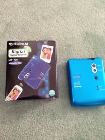 FUJIFILM Digital Mobile MP-100 Wireless LED Compact Photo Printer - Colour