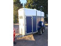 Horsebox Iforwilliams HB505