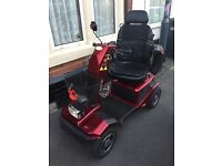 Rascal 889 mobility scooter