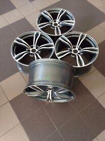 New 20 inch Rims set for BMW F10 F12 F13 F06 E60 E61 M343 style
