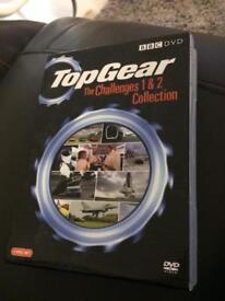 Topgear the challenges 1&2 Collection