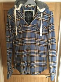 Superdry Hooded Lumberjack coat