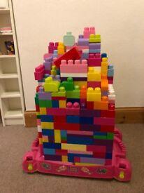 Massive Mega Bloks bundle (over 1000 pieces)