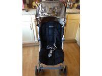 Maclaren techno XlR pushchair/stroller
