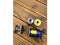 Reels and line