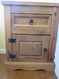 Set of Matching Side Cabinets