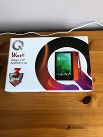"QUANTUM WAVE TABLET 7.0"", ANDROID 4.4.2 - NEVER USED"