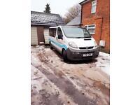 Vauxhall vivaro lwb 2006