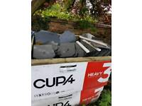 CUPA HEAVY 3 Roofing Slates