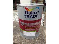 Dulux Weathersheild paint