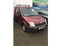 FORD TRANSIT CONECT 1.8DIESEL MOT ROOF BARS SIDE DOOR £995