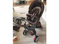 Stokke xplory V4 brown in MINT condition