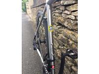 Genesis Equilibrium 931 Stainless steel road bike