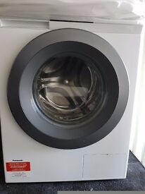 *Near new* PANASONIC washer / washing machine 8kg 1600 spin, 53mths warranty (model NA-168ZS1WGB)