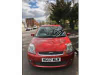 Ford Fiesta 1.6 Diesel (££30 Road Tx year