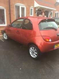 IMMACULATE Ka Zetec LOW MILES