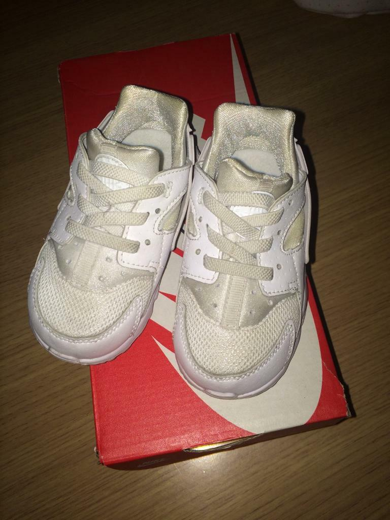 Toddler White hurraches