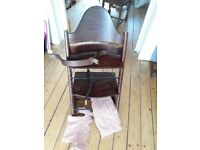 stokke high chair. Good condition