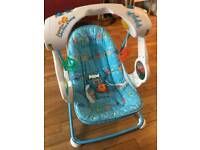 Fisher Price Aquarium Swinging Chair for babies