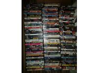 150 dvds for sale.