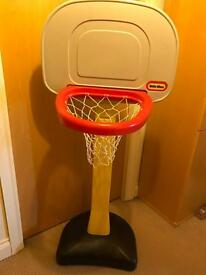 Little Tikes Toddlers Basketball Hoop Set
