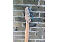 Four string bass guitar - Wesley