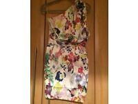 Brand new Miss Sixty silk evening dress, size 6