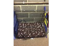 Medium Dog Cage - Offers Welcome
