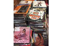 Records Bulk Lot!-1600 Pop Classical Country 70's80's CENTRAL BELT SCOTLAND