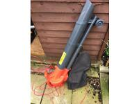 Sovereign leaf Blower and vacuum