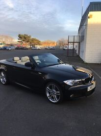 Bmw M sport convertible low miliege excellent condition