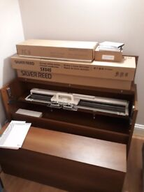Knitting Machine Cabinet with Bench/Storage Only RRP £549
