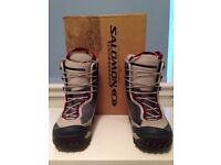 Salomon Diadem Snowboard Boots Women's Size Eur 41 UK 7.5 New with defects
