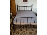 4ft 6 inch Double Bed - Delivery available