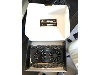 EVGA GeForce GTX 970 SC ACX2.0 Gaming Graphics Card 4GB + Elite Black 8GB (2x4GB) DDR3 Ram 1600MHz