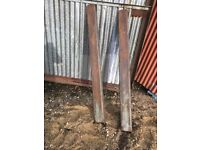 Pallet extension forks