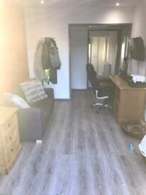 1 BED FLAT LONGTON ST3 - !!ALL BILLS AND FURNITURE INC!!
