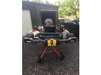 ** Rotax Max 125 Go Kart ** Complete with everything you could need - great deal