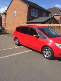 REDUCED Ford S Max 7 seater 12 months MOT