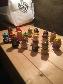 Fisher Price Little People Collection of Disney Figures