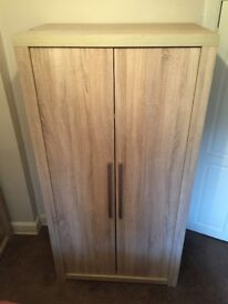 Next Bedroom furniture - Wardrobe, chest of drawers, bedside cabinet