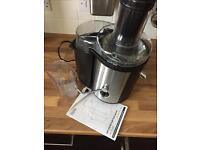 Juicer never been used! Ever!