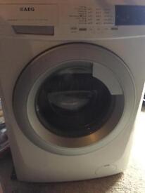 AEG 8kg 1600 spin washing machine