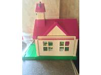 Barney's School Toy. VGC
