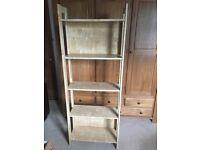 FREE - wooden bookshelf