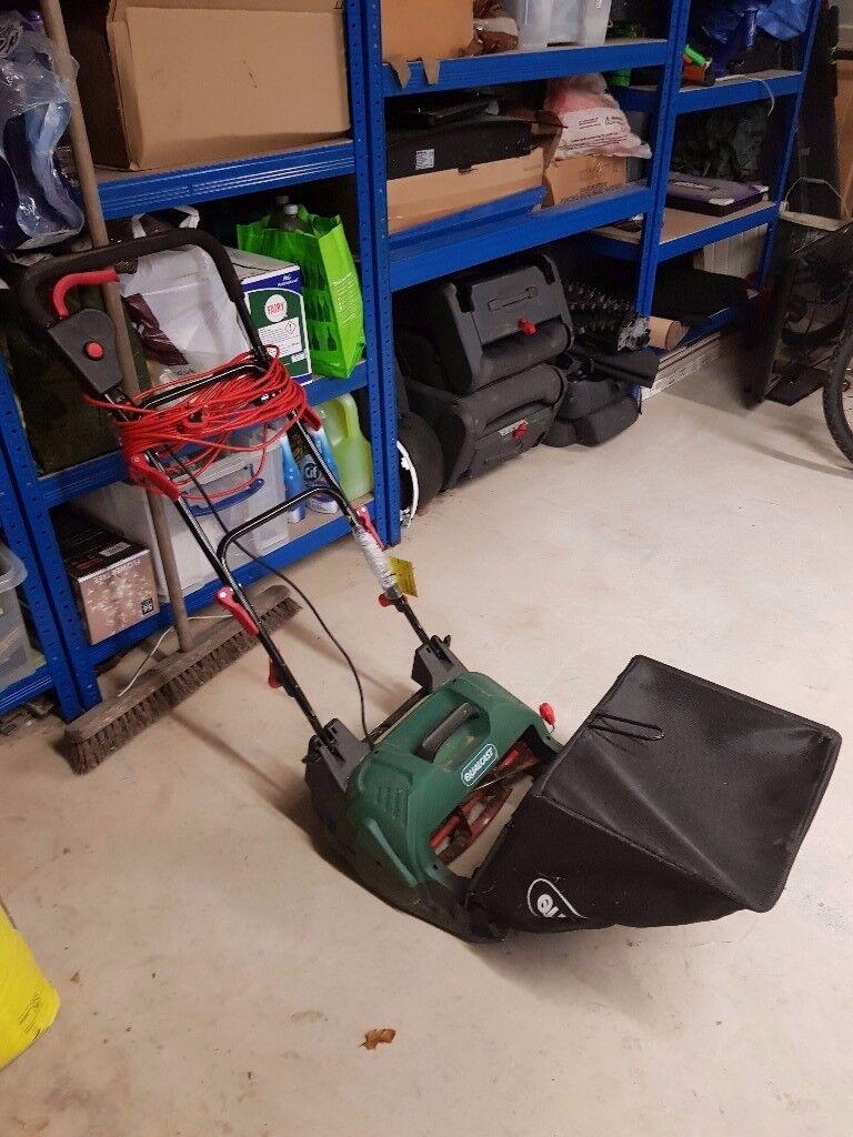 Qualcast cylinder mower
