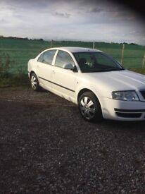 Skoda superb 1.9 TDI recon engine and turbo 3 months ago with £1100 receipt